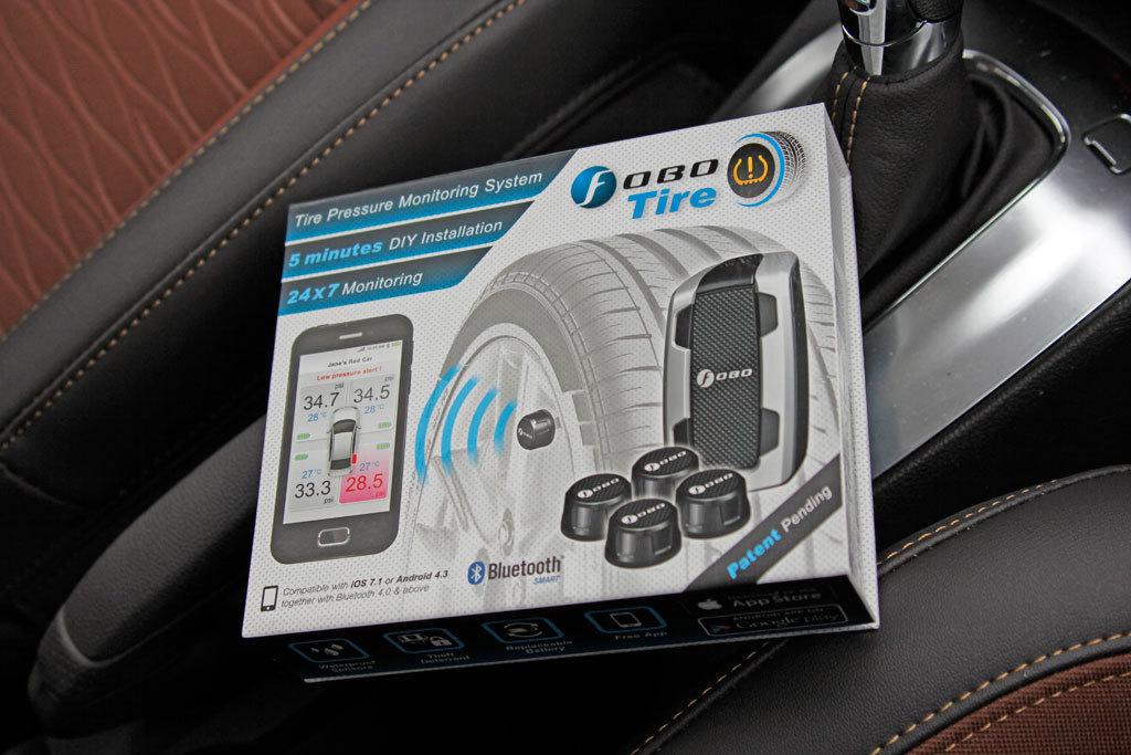 Fobo tire – устройство контроля давления в шинах авто - 1