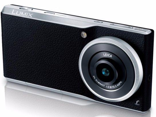 Lumix DMC-CM10 —  гибрид «умного» телефона и камеры