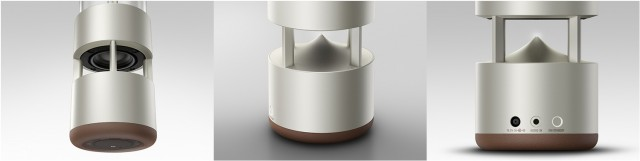 АС Sony Glass Sound Speaker стоит $635