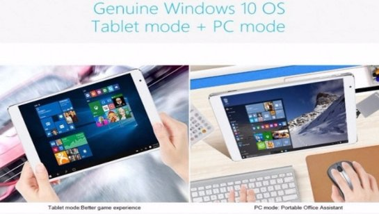 Teclast X98 Plus- планшет на двух операционных системах