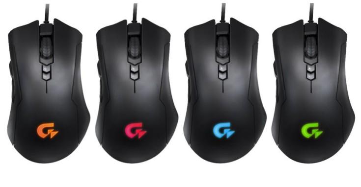 Игровая мышь Gigabyte XM300 основана на датчике Pixart 3988