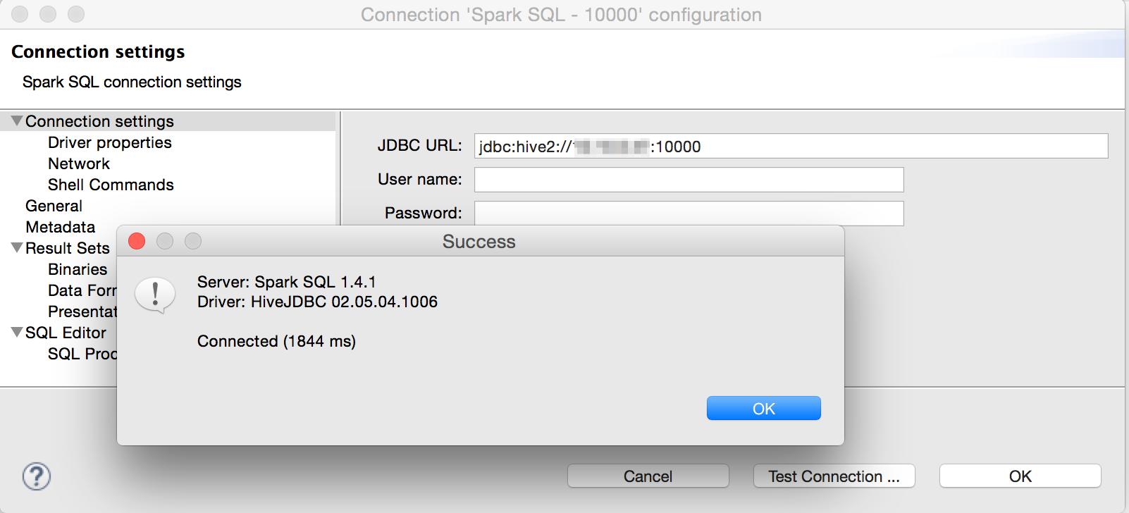 Используем Apache Spark как SQL Engine - 2