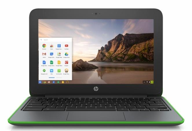 Ноутбук HP Chromebook 11 G4 Education Edition стоит $200
