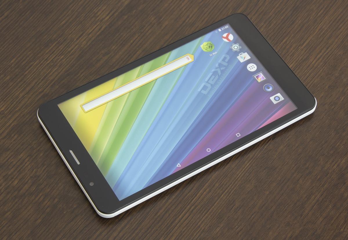Обзор бюджетного 7-дюймового LTE-планшета DEXP Ursus TS270 Star - 11