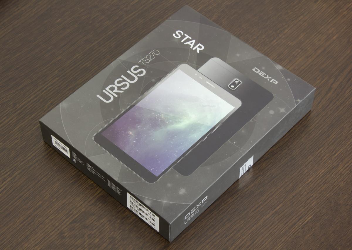 Обзор бюджетного 7-дюймового LTE-планшета DEXP Ursus TS270 Star - 3