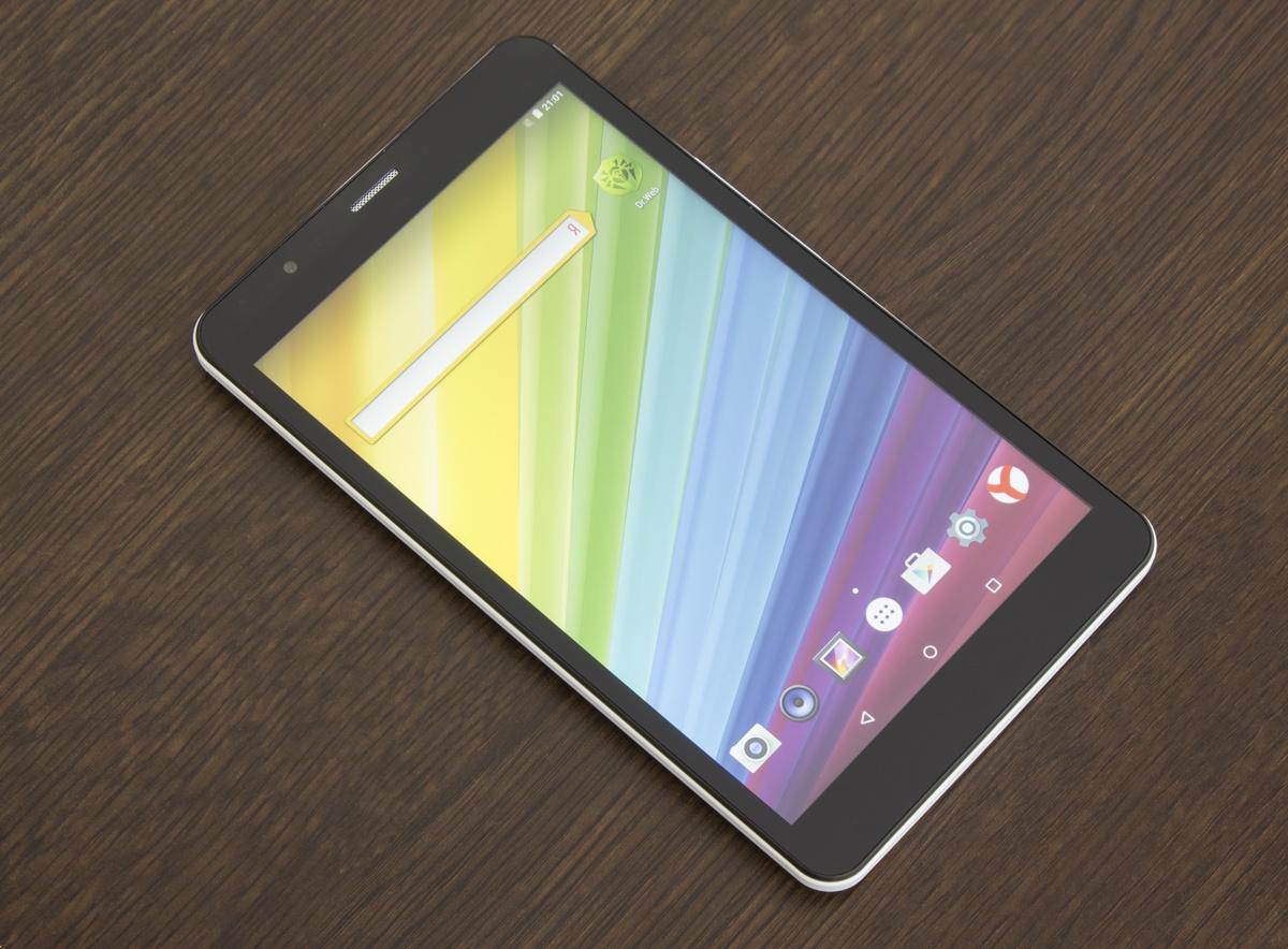 Обзор бюджетного 7-дюймового LTE-планшета DEXP Ursus TS270 Star - 4