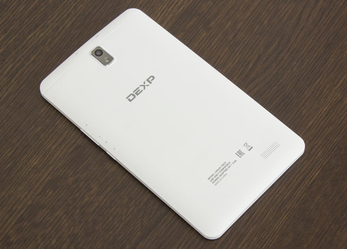 Обзор бюджетного 7-дюймового LTE-планшета DEXP Ursus TS270 Star - 5