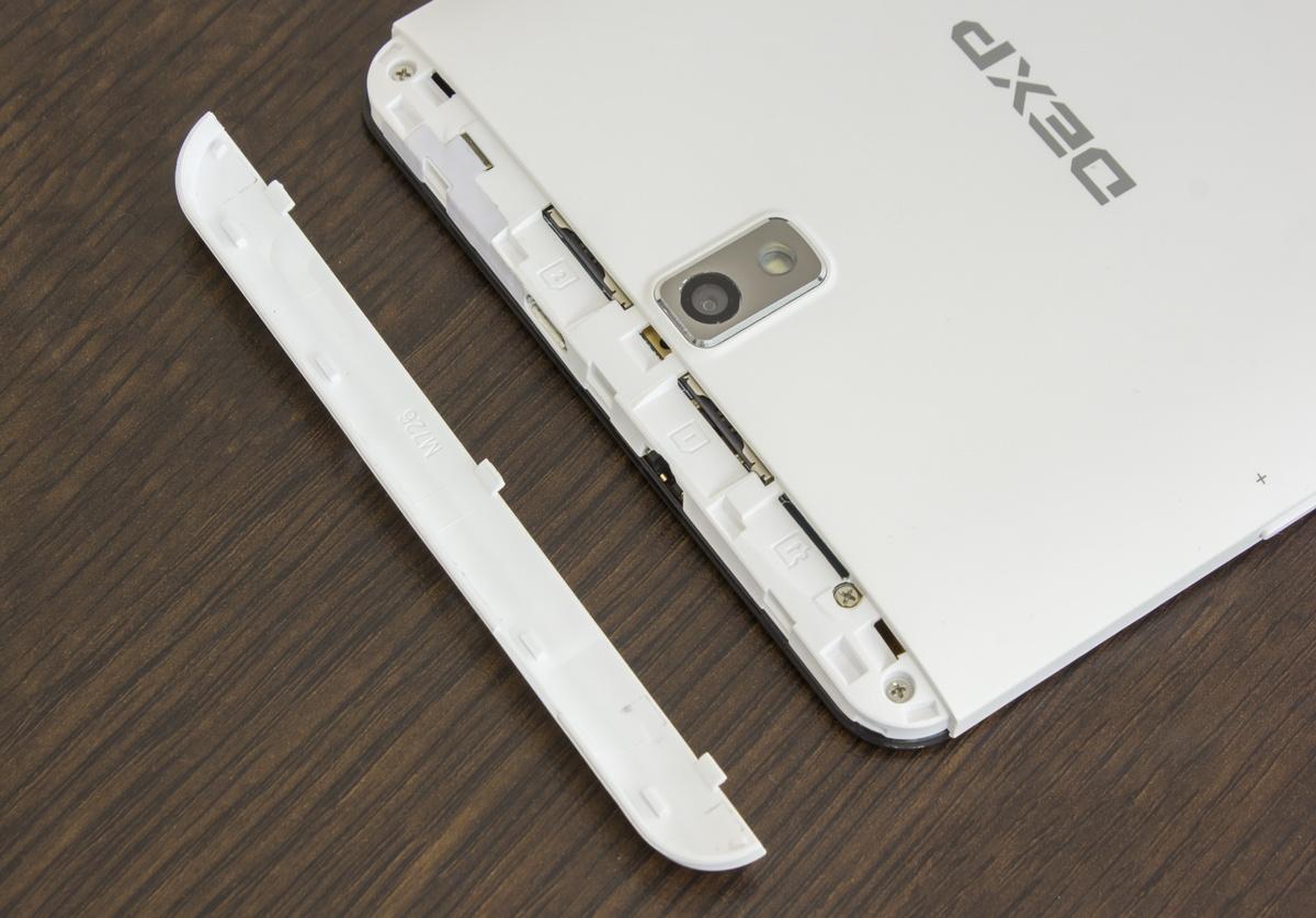 Обзор бюджетного 7-дюймового LTE-планшета DEXP Ursus TS270 Star - 7