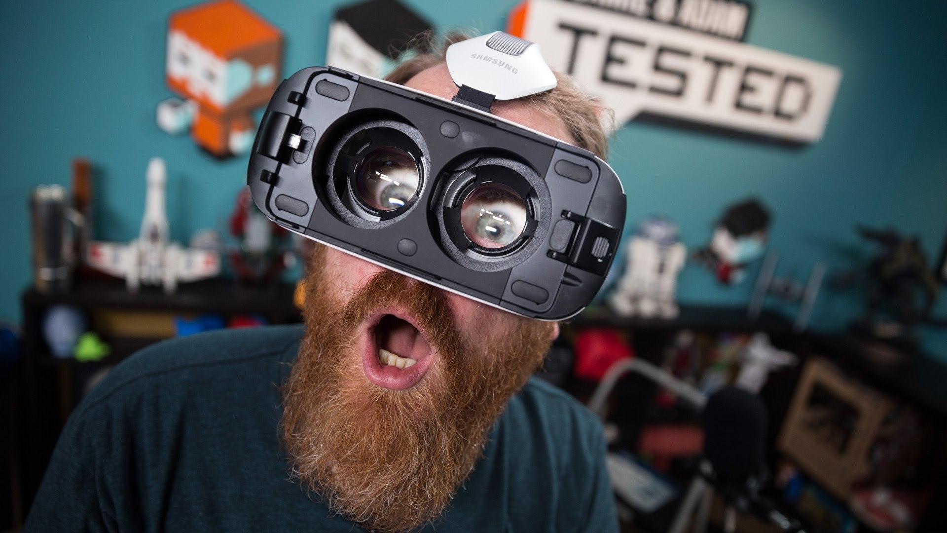 Виртуальная реальность и вред для зрения | Часть 1 - 1