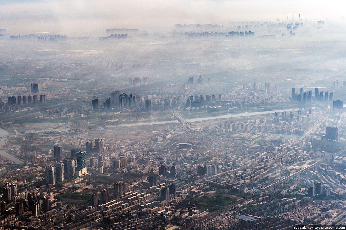 IBM поможет Китаю следить за загрязнением воздуха в крупных городах - 1