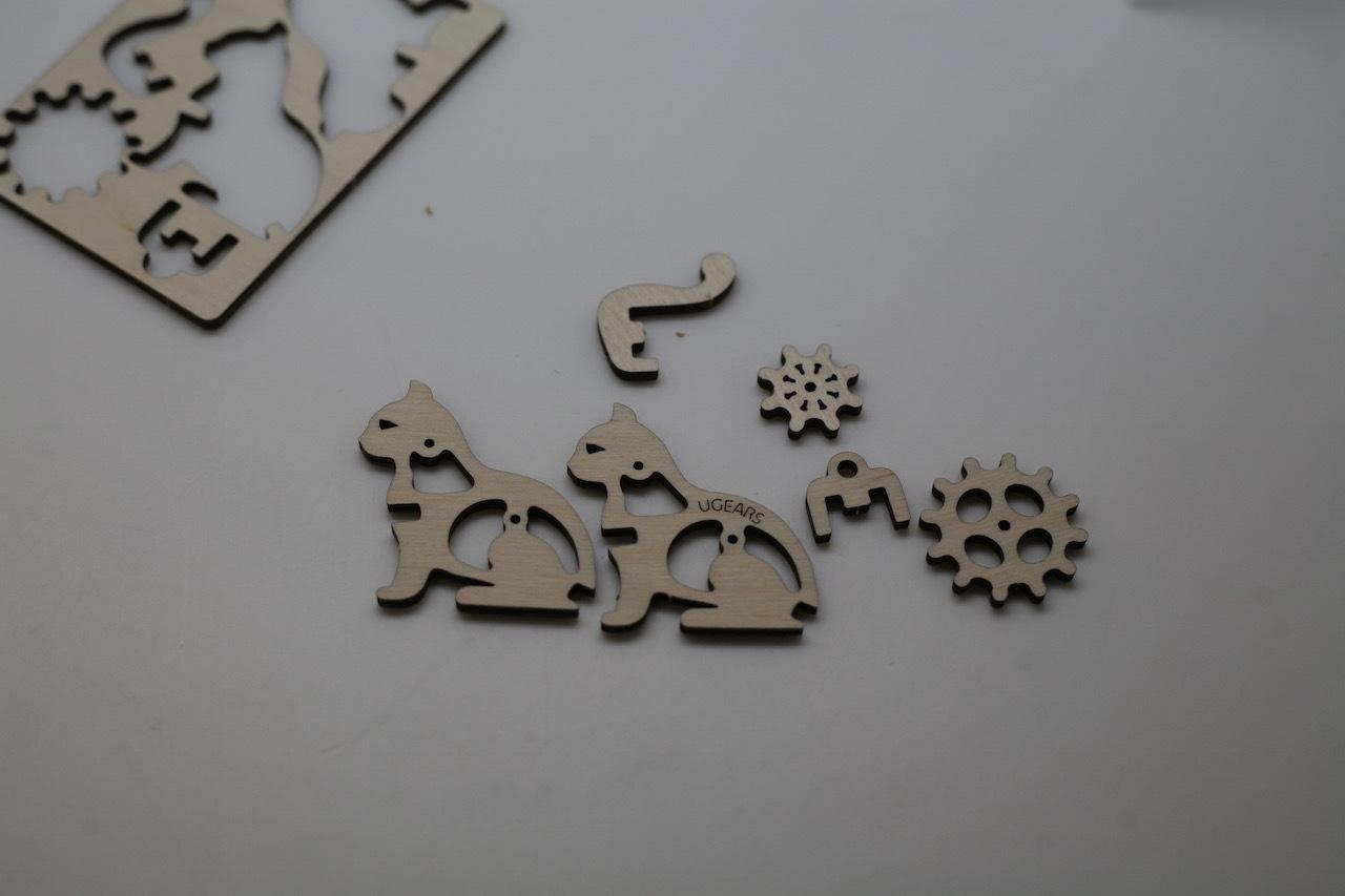 Ugears — деревянные механические 3D-пазлы с Kickstarter - 6