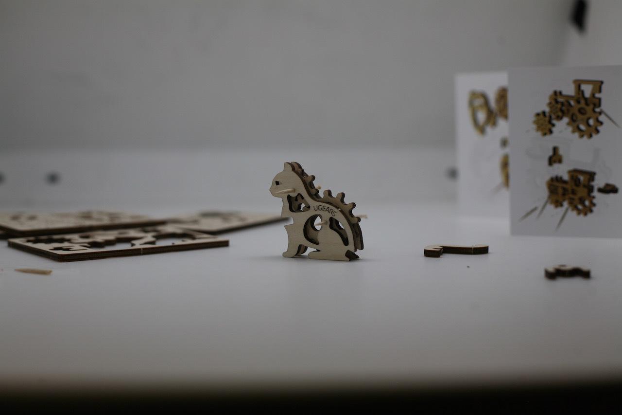 Ugears — деревянные механические 3D-пазлы с Kickstarter - 7
