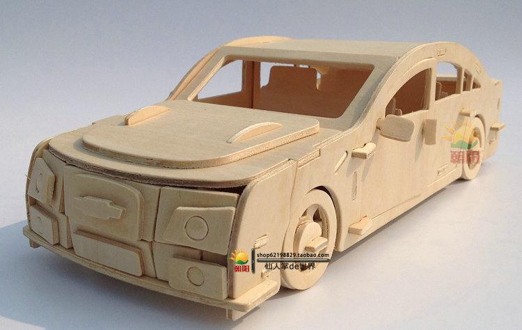 Ugears — деревянные механические 3D-пазлы с Kickstarter - 9