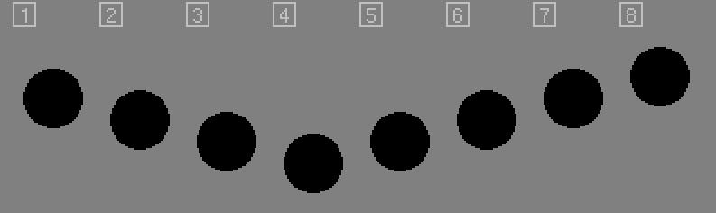 «Галоп пикселя — часть третья» — Анимация - 10