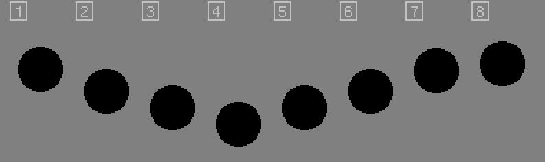 «Галоп пикселя — часть третья» — Анимация - 12
