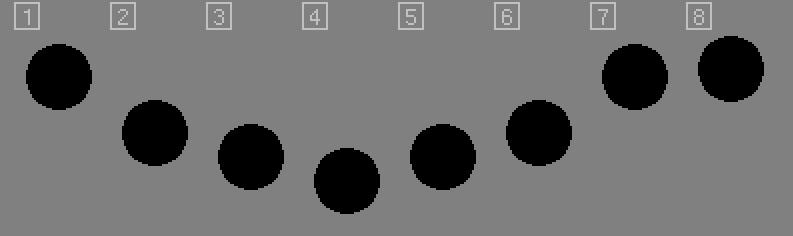 «Галоп пикселя — часть третья» — Анимация - 14