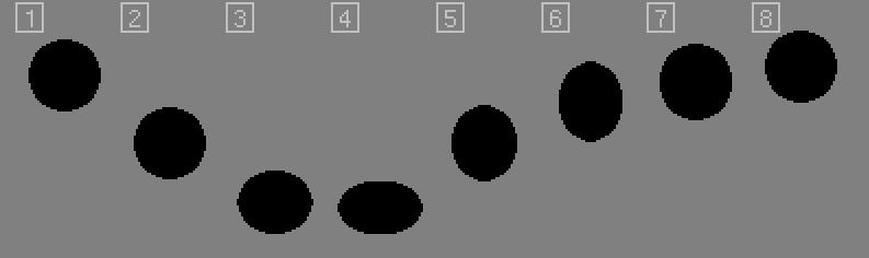 «Галоп пикселя — часть третья» — Анимация - 20