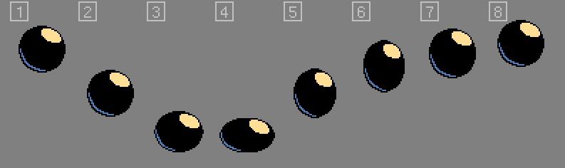 «Галоп пикселя — часть третья» — Анимация - 22