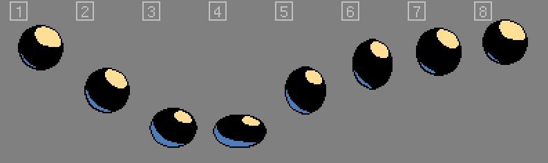 «Галоп пикселя — часть третья» — Анимация - 24