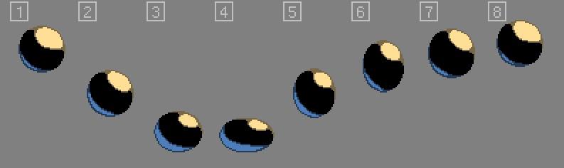«Галоп пикселя — часть третья» — Анимация - 26