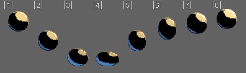 «Галоп пикселя — часть третья» — Анимация - 30