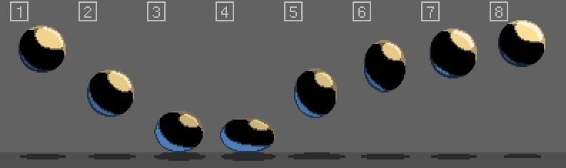 «Галоп пикселя — часть третья» — Анимация - 32
