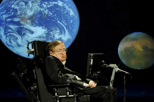 Стивен Хокинг: «С Земли пора бежать»