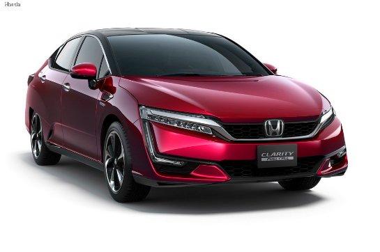 Honda и GM займутся водородом