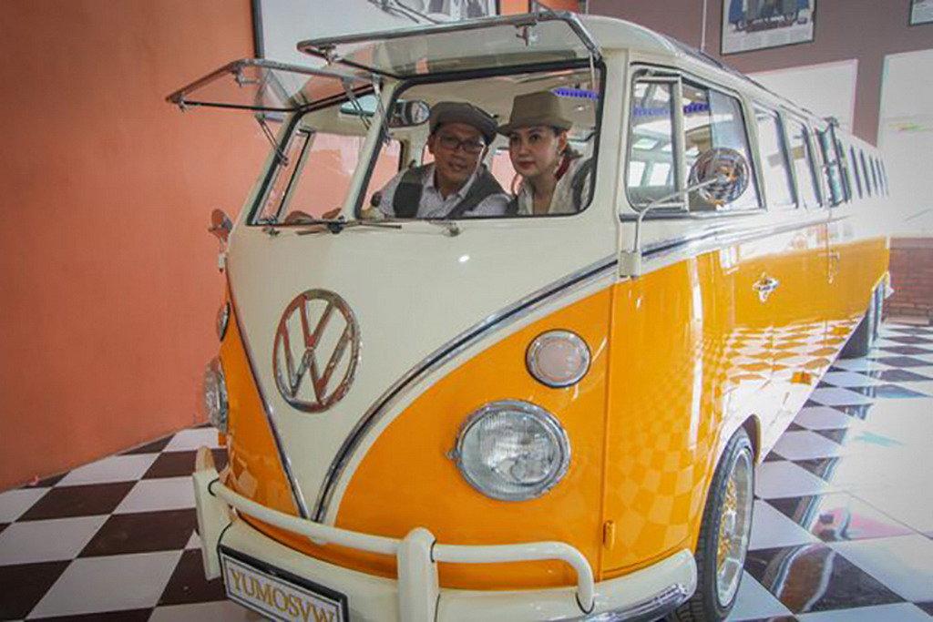 Volkswagen Transporter в роли 8-метрового лимузина