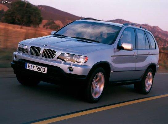 Эксплуатация автомобиля: подробности о BMW Х5 (Е53)