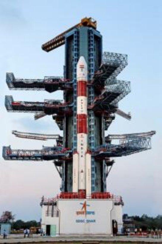 Индия успешно вывела на орбиту свой пятый навигационный спутник