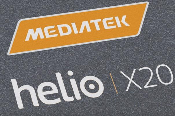 Смартфон HTC на базе SoC Mediatek Helio X20 протестирован в AnTuTu