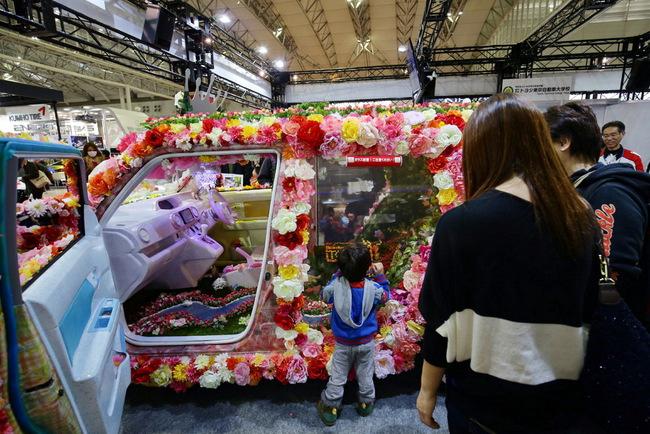 Японцы показали свой тюнинг образца 2016