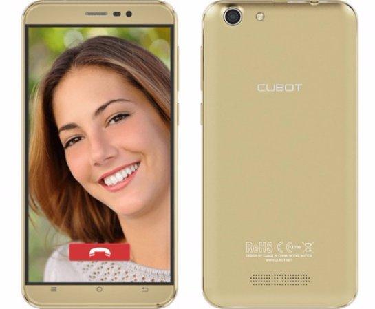 Cubot Note S- недорогой смартфон  со сменными панелями