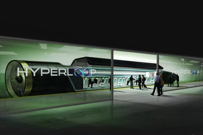 Hyperloop ведёт переговоры о запуске сверхзвукового поезда в РФ - 5
