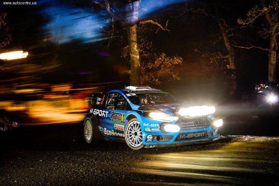 WRC 2016: очередные сюрпризы от M-Sport WRT