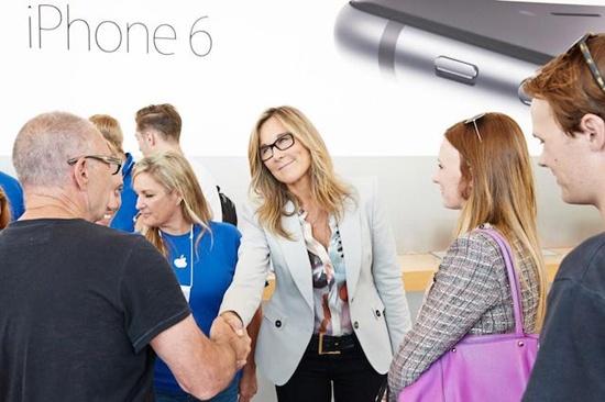Почему Анджела Арендтс самый высокооплачиваемый сотрудник Apple
