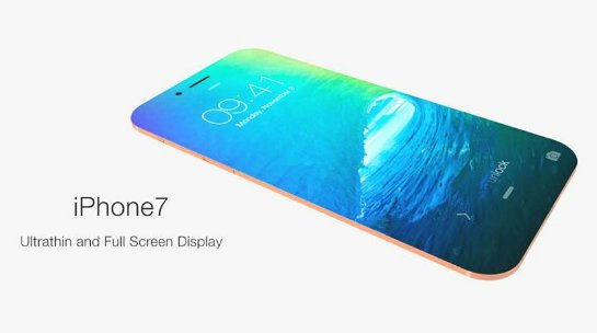 Представлен концепт сверхтонкого iPhone 7 (ВИДЕО)