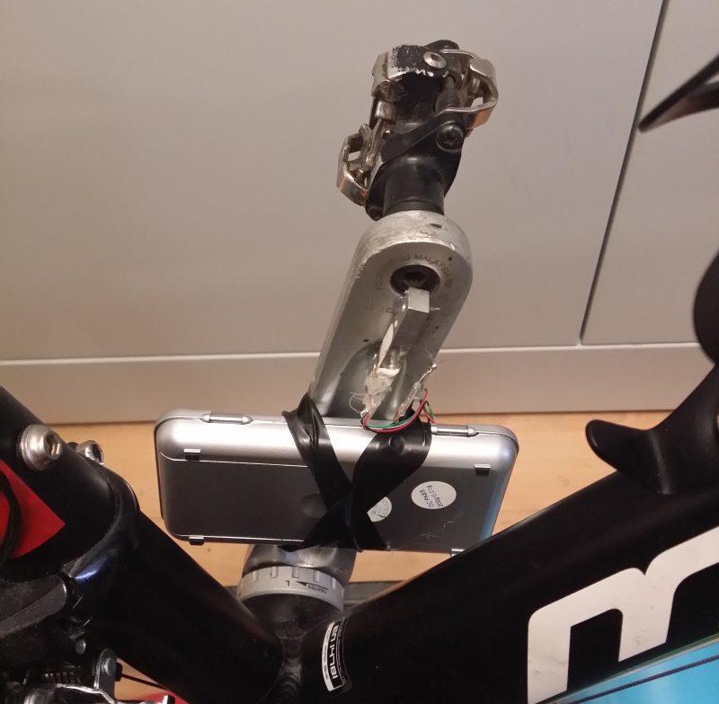 Самодельный велосипедный измеритель мощности - 6