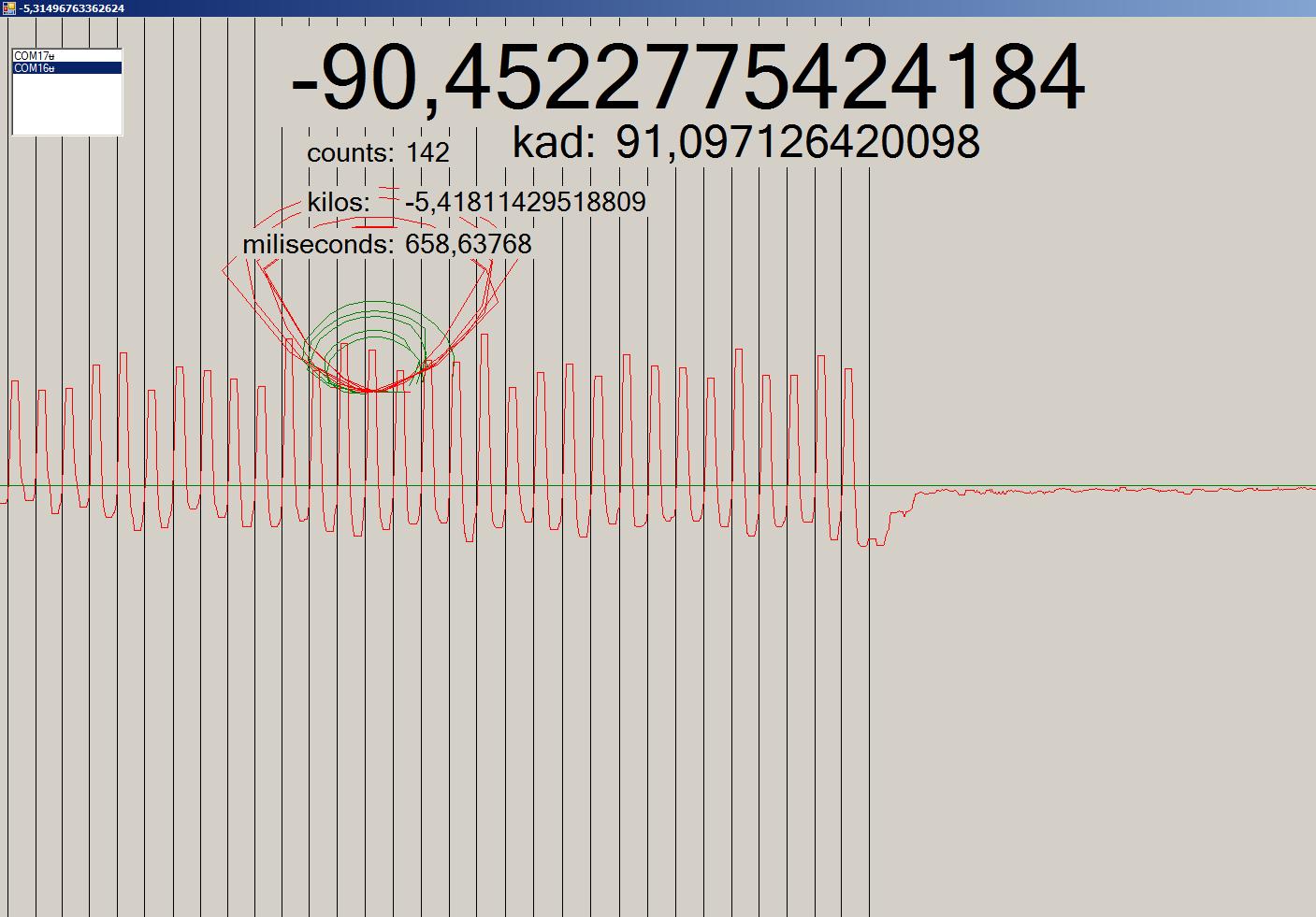 Самодельный велосипедный измеритель мощности - 9