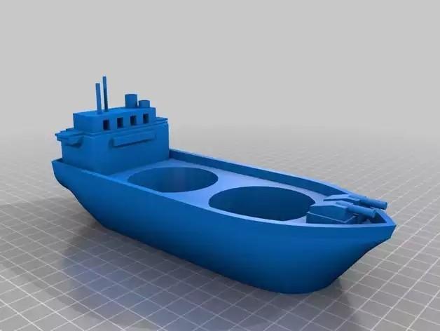 Сделай сам: алкогольная игра «Морской бой» - 3