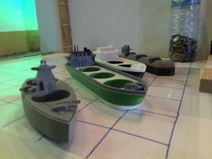 Сделай сам: алкогольная игра «Морской бой» - 1