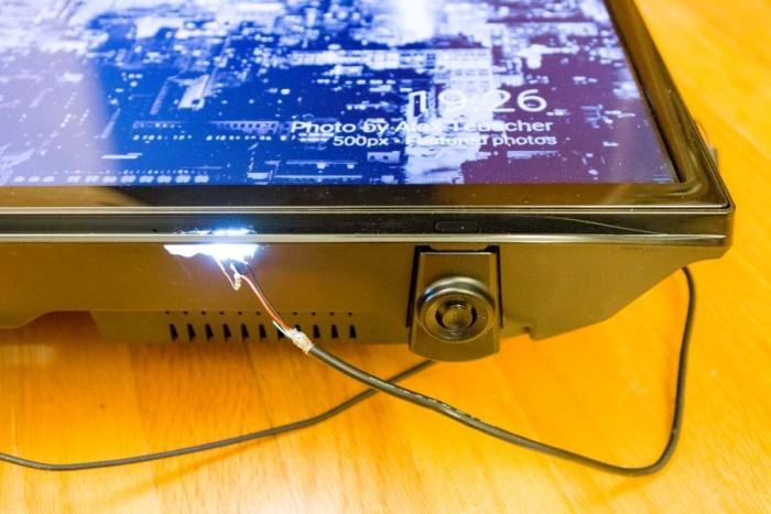 Сломанный телевизор можно починить светом - 4