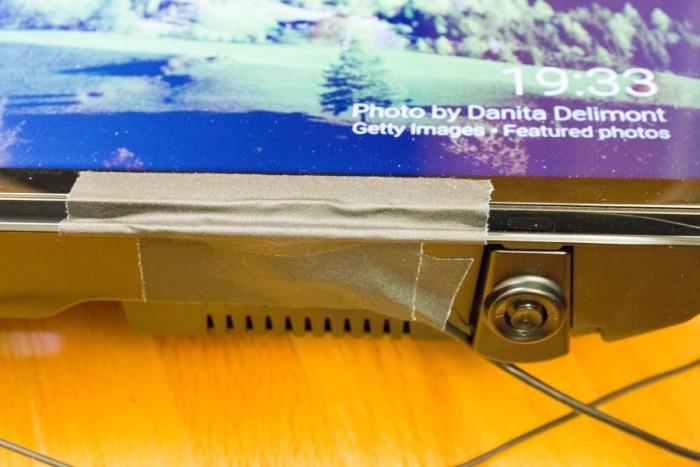 Сломанный телевизор можно починить светом - 5