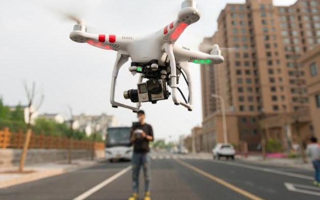 В течение первого месяца 300 тыс. американцев зарегистрировали свои дроны