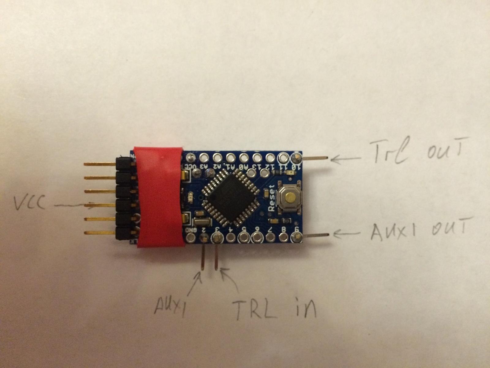 Alt Hold для CC3D полетного контроллера на Баро - 2