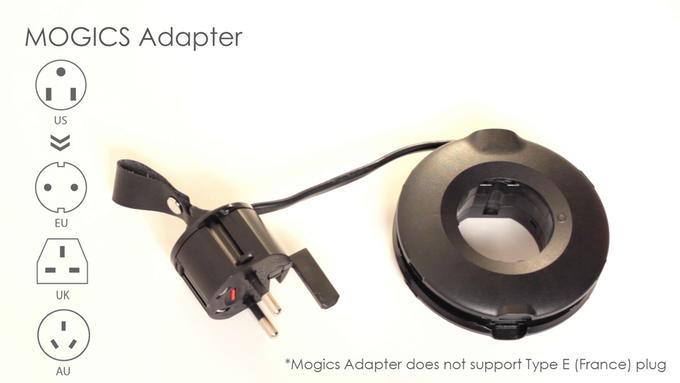 MOGICS Power Donut & Bagel: эргономичный и универсальный удлинитель, который поможет везде и всюду - 11