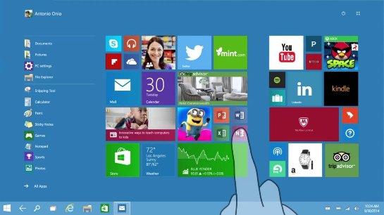 Microsoft снижает системные требования для функции Continuum