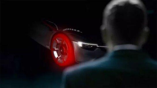 Opel продемонстрировал дизайн преемника купе GT
