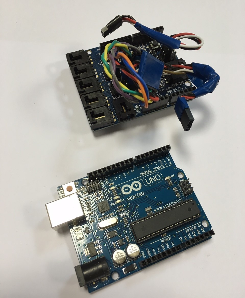 Домашняя метеостанция на базе Arduino - 9